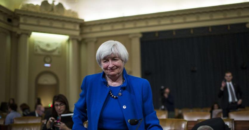 Fed: rialzo tassi a +1,50%. Yellen in conferenza stampa